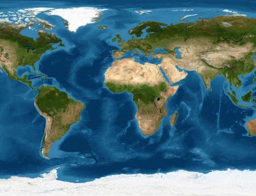 Modelling the mesopelagic fish across the world's oceans